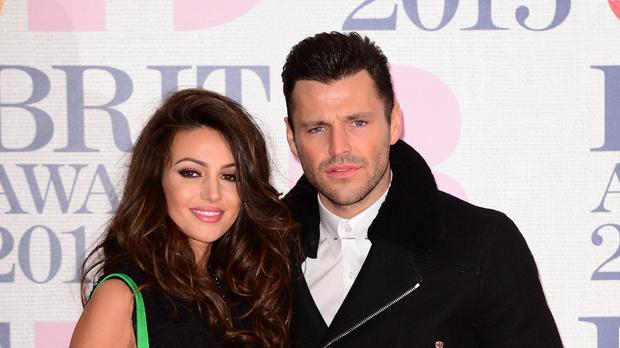 Michelle Keegan and Mark Wright have tied the knot