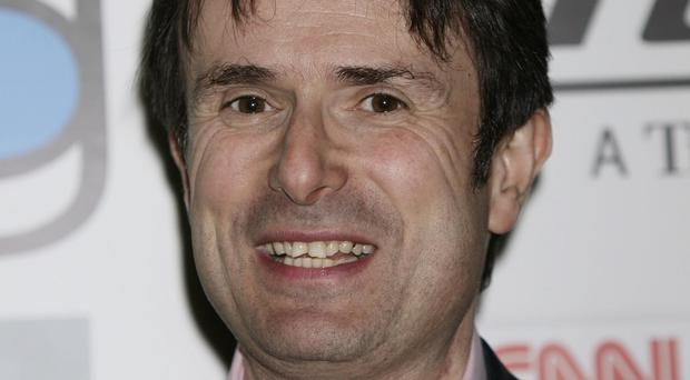 Robert Peston, pictured in 2009, has won plaudits for his scoops on the financial crisis but when he first joined the BBC he sparked complaints from viewers regarding his on-screen style