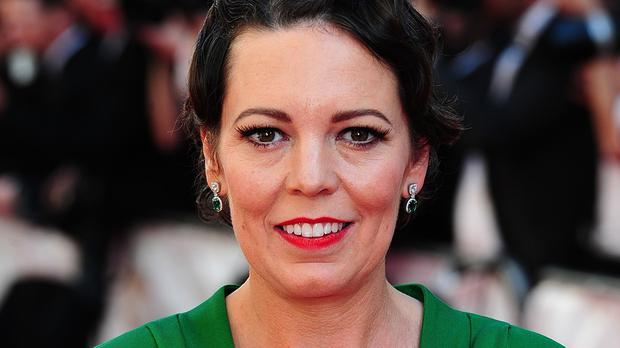Olivia Colman plays a spy alongside Tom Hollander in The Night Manager