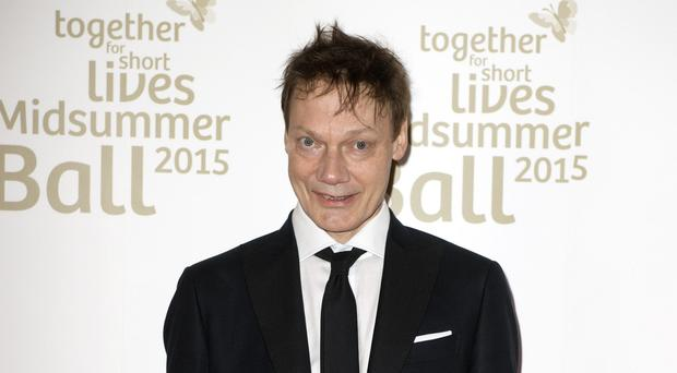 William Orbit has worked with Madonna, Robbie Williams, U2 and Britney Spears