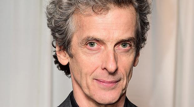 Peter Capaldi will be at the Doctor Who Festival at London's ExCel Exhibition Centre