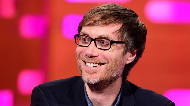Stephen Merchant appears on the Graham Norton Show