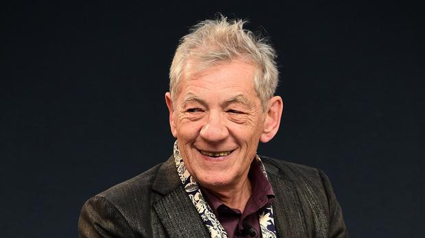 Sir Ian McKellen did not tell his father he was gay