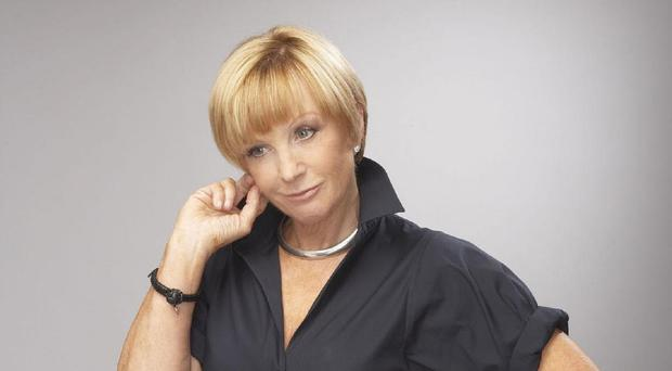 Anne Robinson is a self-confessed shopaholic