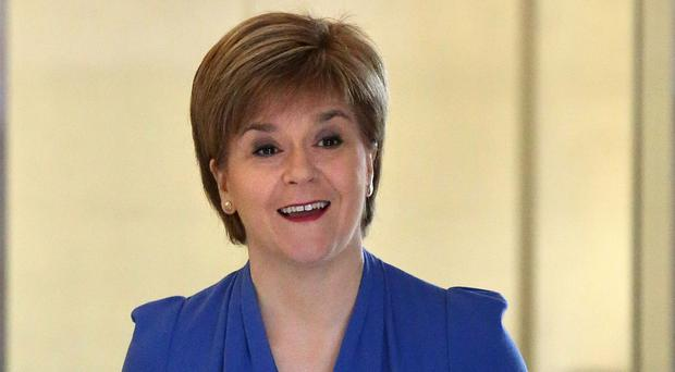 Nicola Sturgeon is due to be interviewed on the late night chat show hosted by comedian Jon Stewart