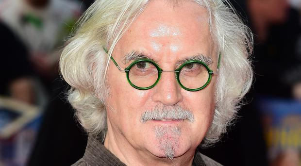 Billy Connolly is to take TV viewers on a rail trip through the United States
