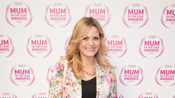 Jo Joyner is taking on the role of a ghostly vicar
