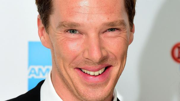 Benedict Cumberbatch is reportedly being made a CBE in the Queen's Birthday Honours