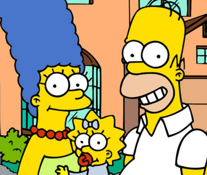 Couple: Marge and Homer