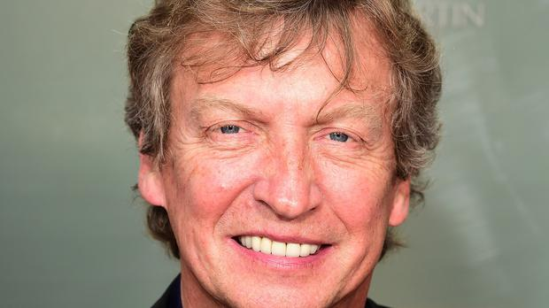 Nigel Lythgoe is made an OBE in the Queen's Birthday Honours