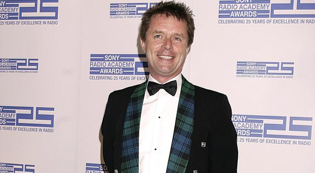 Nicky Campbell said he is
