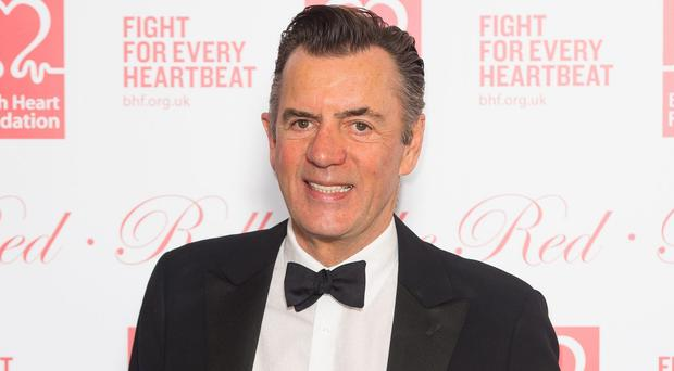 Duncan Bannatyne has been dumped on Twitter by a girlfriend who used his catchphrase 'I'm Out'