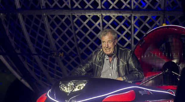 Jeremy Clarkson's final Top Gear appearance will soon be broadcast