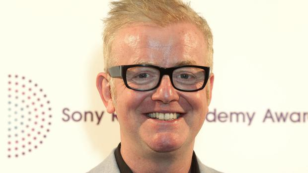 Chris Evans is the new presenter of Top Gear