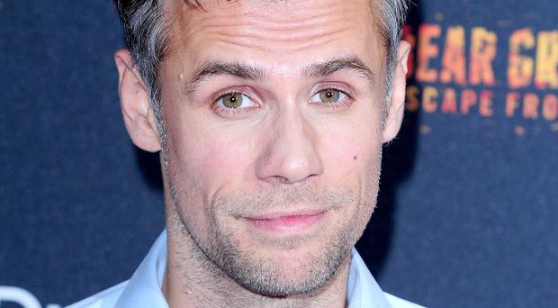 Richard Bacon will help put the sports stars through their paces