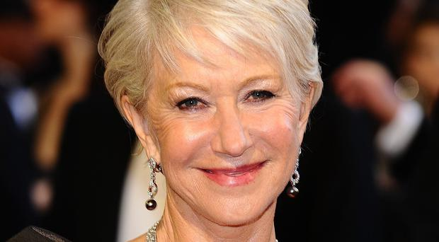 Dame Helen Mirren became a household name playing Jane Tennison