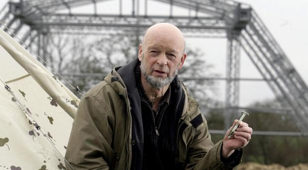 Michael Eavis established the Glastonbury Festival on his Somerset farm in 1970