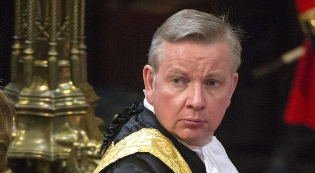 Michael Gove has received advice from an unlikely quarter about improving his standards of speech