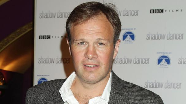 Tom Bradby said he is looking forward to the challenge of being presenter of News at Ten