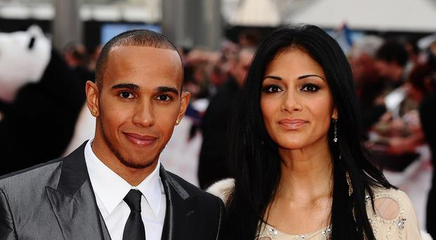 Lewis Hamilton and Nicole Scherzinger were together for about seven years