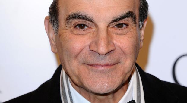 David Suchet is starring in the new West End production at London's Vaudeville Theatre