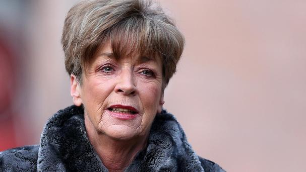 Anne Kirkbride played the role of Deirdre Barlow on Coronation Street for more than 40 years