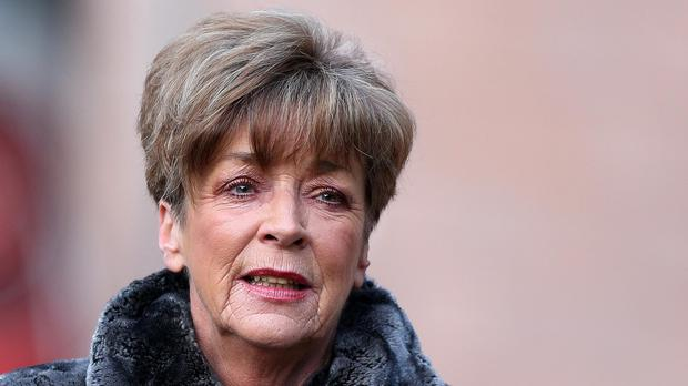 Anne Kirkbride played Deirdre Barlow in Coronation Street for more than four decades before her death in January
