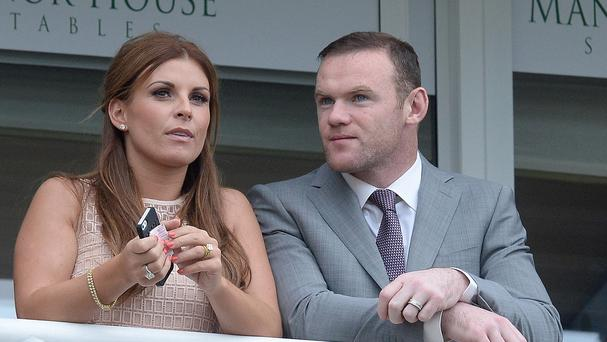 Coleen and Wayne Rooney are expecting their third child