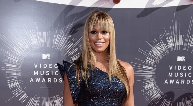 Laverne Cox was struggling with the bills before striking it big