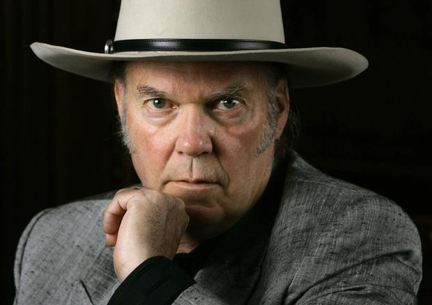 Legend: Neil Young