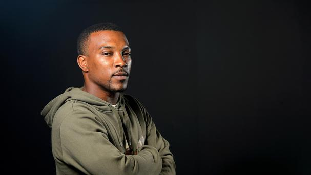 Former So Solid Crew rapper-turned actor Ashley Walters