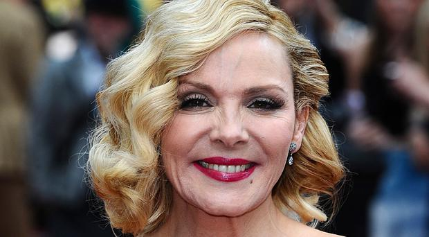 Kim Cattrall will play the title character in Linda on the London stage