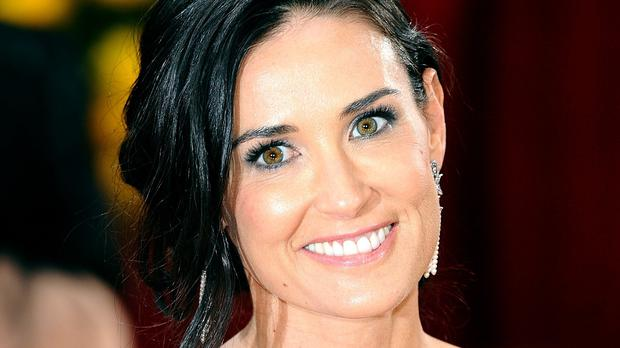 A man has drowned in Demi Moore's swimming pool