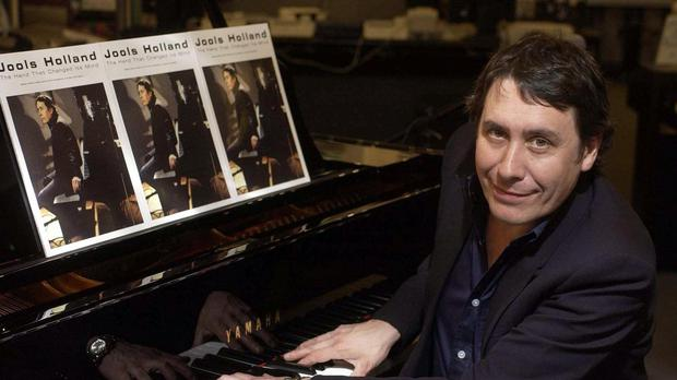 Jools Holland is examining the music people liked to listen to at the time of the Blitz