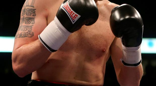 In the ring: Andrew Flintoff