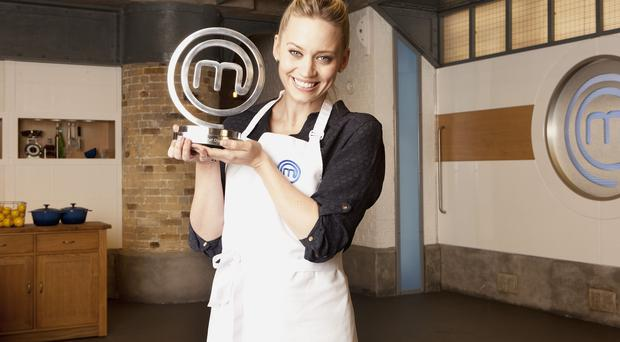 Kimberly Wyatt says winning Celebrity MasterChef has opened up 'amazing' opportunities