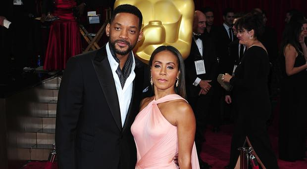 Will Smith used his Facebook page to deny rumours that he is divorcing his wife Jada Pinkett Smith