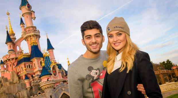 Zayn Malik and Perrie Edwards got engaged in 2013