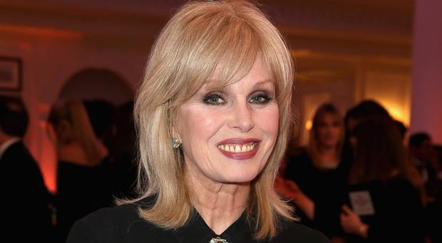 Joanna Lumley is a devoted fan of the King of Rock 'n' Roll
