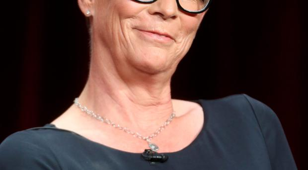 Funny girl: Jamie Lee Curtis