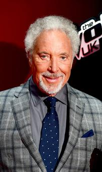 Hiccup: Sir Tom Jones