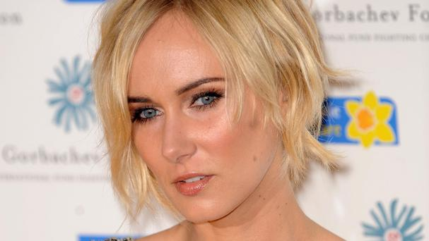 Kimberly Stewart said her daughter Delilah was the