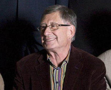 Comedy writer David Nobbs