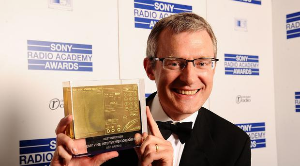 Jeremy Vine is a contender for the Strictly Come Dancing glitterball