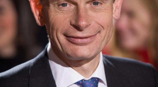 Broadcaster: Andrew Marr