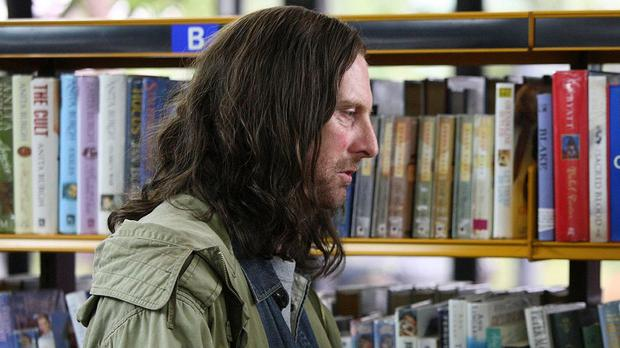 David Threlfall as Frank in the hit TV show Shameless