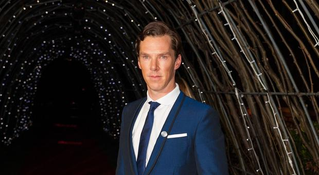 Fans are lapping up Benedict Cumberbatch's performance as Rumpole Of The Bailey