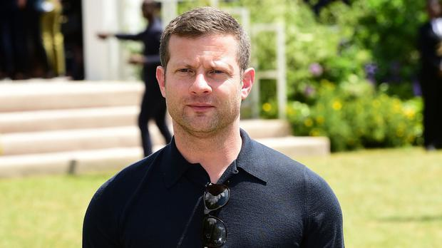 Dermot O'Leary will stand into the veteran broadcaster's shoes for the fundraiser.