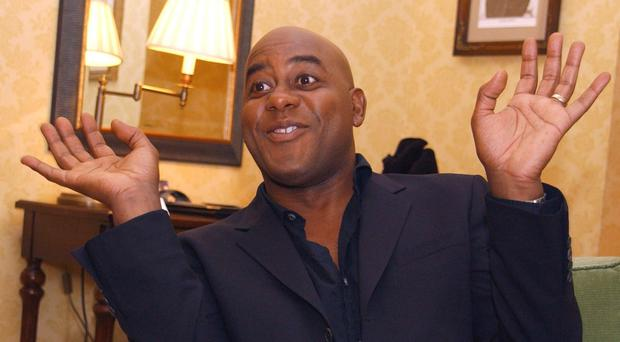 Ainsley Harriott is the second contestant to be announced for this year's Strictly Come Dancing