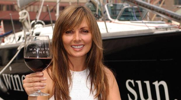 Carol Vorderman will sit alongside seven astronauts, representatives from Nasa and spaceflight companies as part of her new role